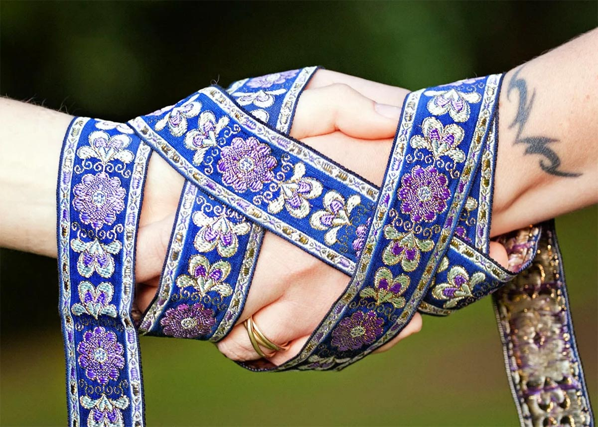 Hand Fasting Ceremony review