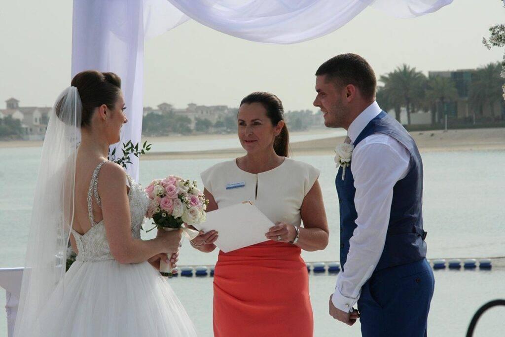 Destination Wedding Dubai -United Arab Emirates