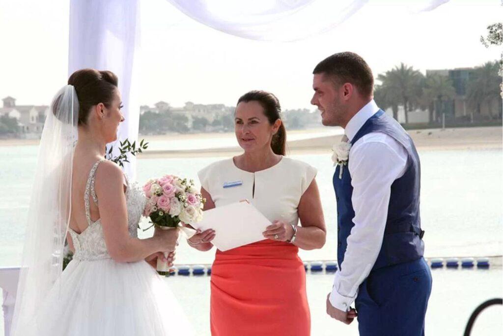 Kia & Chris Wedding