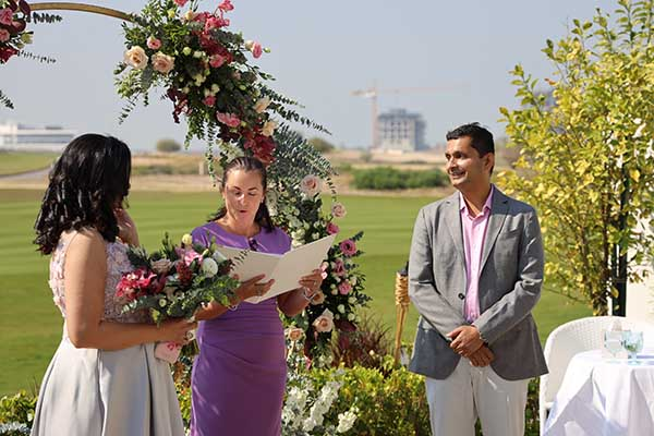 Renewal of Vows Ceremony for Siddharth and Bhumika